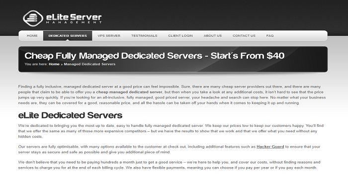 Cheap Dedicated Servers With High-Quality Performance