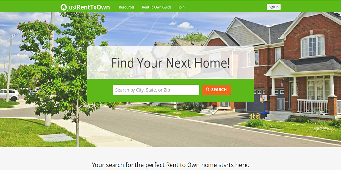 Four Reasons To rent to own homes listings