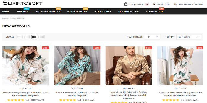 Want perfect nightwear clothing? Go for silk pajamas for men!