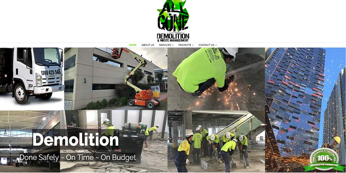 This Explanation on Demolition Services in addition to Recycling